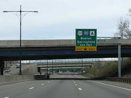 Mass Pike Exits Map The Providence Worcester Turnpike U2013 On The Road