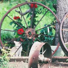 Wagon Wheel Home Decor Shop Vintage Wagon Wheels On Wanelo
