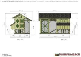 Chicken Coop Floor Plan Home Garden Plans M203 Chicken Coop Plans Chicken Coop Design