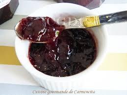 3 cuisine gourmande confiture de figues rouges cuisine gourmande de carmencita
