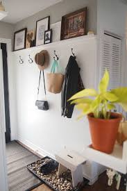 Entry Way Decor Ideas Best 25 Narrow Entryway Ideas On Pinterest Narrow Hallway