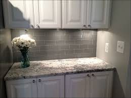 white kitchen backsplash tile ideas grey kitchens with cabinets
