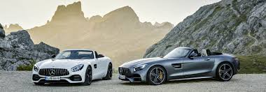 newest mercedes model amg edition 50 amg gt and amg gt c roadsters
