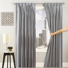 Sheer Gray Curtains Burgundy And Gray Curtains Wayfair