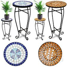 Tile Bistro Table Cleaning Stone Top Patio Tables Turquoise Cadiz Mosaic Bistro