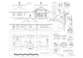 100 historical house plans plan collections southern living