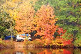 revved traveling rv style fall colors