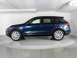 Used Porsche Cayenne - used 2012 porsche cayenne s suv for sale in west palm fl 85135