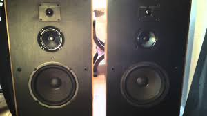 boston home theater system 1985 boston acoustics a150 u0027s youtube