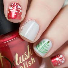85 cute christmas nail art designs and ideas to try in 2016