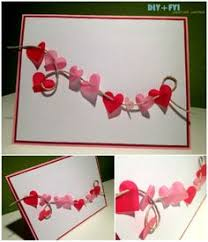 cool valentines cards to make shaped piano card by pedalpower cards and paper crafts at