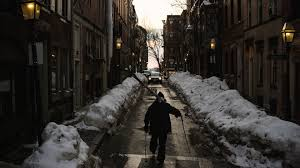 february 2016 the urban ma skiers turn boston streets into playground during record breaking