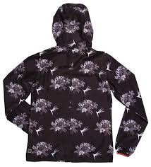 mtb jackets sale sombrio women u0027s mtb marimba windproof jacket black floral print