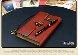 Leather Memory Book Brand Planner Picture More Detailed Picture About 2017 Brand New