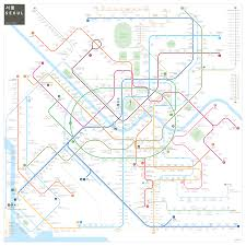Metro Maps by Seoul Metro Map Inat Maps