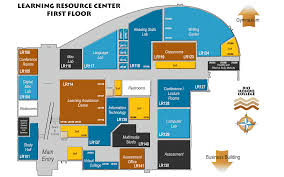 library lrc maps library