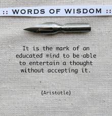 words of wisdom aristotle quote enrichwise