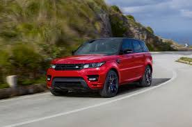 modified range rover evoque one week with 2016 range rover sport svr automobile magazine