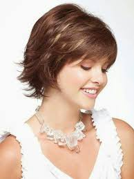 pictures short haircuts for thick coarse womens short
