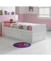 Argos Bedroom Furniture Buy Tilly 2 Drawer Single Cabin Bed White At Argos Co Uk Your