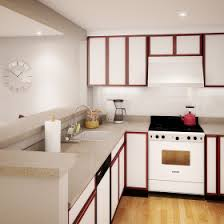 apt kitchen ideas hotel turned beautiful efficient apartment in portland cupboards