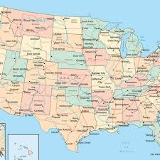 united states map with rivers and mountain ranges map of united states with rivers labeled map of usa