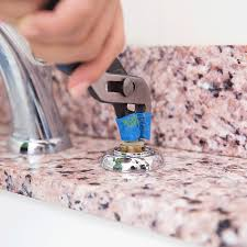 Repair A Leaky TwoHandled Faucet - Leaky faucet bathroom 2