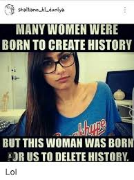 Creat Meme - shaitano kilduniya many women were born to create history but this