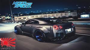 nissan gtr youtube top speed need for speed gameplay u0026 customization 1100 hp liberty walk