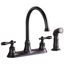 Moen Kitchen Faucets Lowes Moen Rubbed Bronze Kitchen Faucet Lowes Hum Home Review