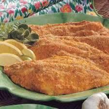 Catfish Dinner Ideas Flavorful Catfish Fillets Recipe Taste Of Home