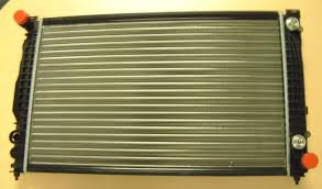 audi radiator 8d0121251bb 59 vw audi radiator cooler passat a4 a6 automatic