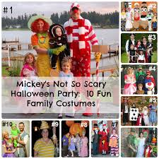 Halloween Party Scary Ideas by Mickey U0027s Not So Scary Halloween Party Is One Of The Most Unique