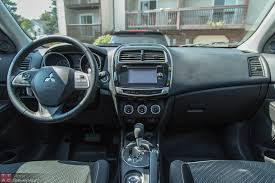 asx mitsubishi interior 2015 mitsubishi outlander sport review u2013 diamond star in the rough