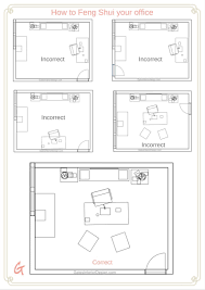 Feng Shui Floor Plan by How To Feng Shui Your Office To Take Command U0026 Boost Relationships