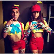 Gayest Halloween Costumes Alice Wonderland Tweedle Dee Tweedle Dum Costumes Google