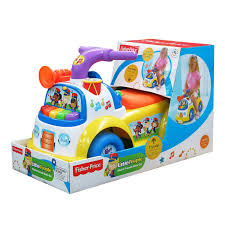 amazon com fisher price little people music parade ride on toys