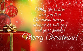 merry wishes quotes with pictures for family and friends