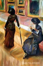 Home Decor Paintings For Sale Online Get Cheap Degas Paintings For Sale Aliexpress Com