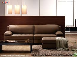 dark brown sofa living room design contemporary watson table
