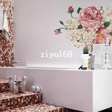 Pink Peonies Bedroom - peonies wall decal online peonies wall decal for sale