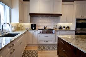 vineyard chic kitchens subway tile backsplash ideas