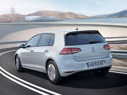 volkswagen germany electric volkswagen golf goes on sale in germany from under