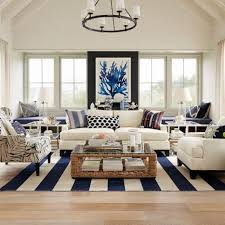 Nautical Decor Interior Excellent Living Room Paints Captivating Beach Themed