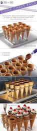 make cone cupcakes easily with this baking rack baking and
