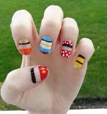 character nail art images nail art designs