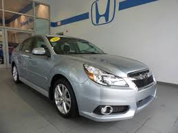 certified pre owned 2013 subaru legacy 2 5i limited 4dr car in