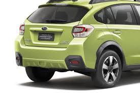 subaru xv green subaru to reveal new 2014 xv crosstrek hybrid and mystery