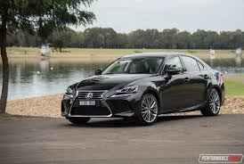 lexus luxury sedan 2017 lexus is 200t sports luxury review video performancedrive