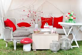 awesome secret garden outdoor christmas party decor feat endearing
